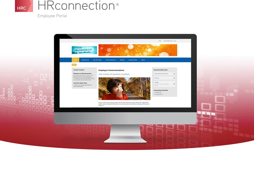 HR Connection Newsletter Logo