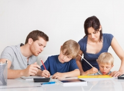 From Children to Adults – Which Plan?